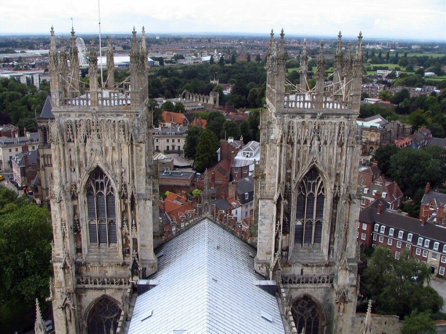 Catedral en York