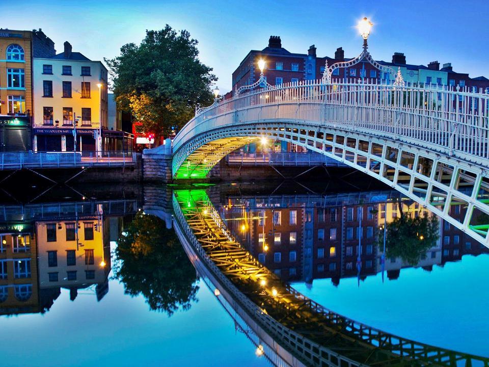 Prácticas profesionales en Irlanda