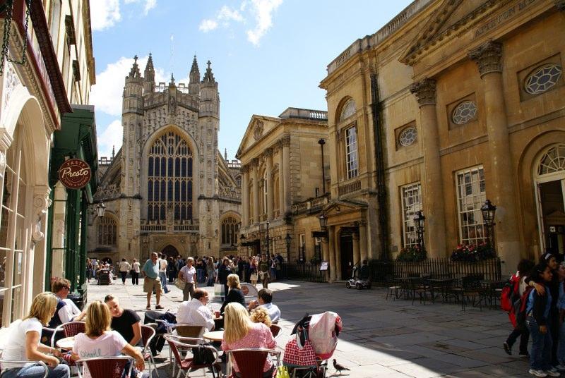 Bath Catedral