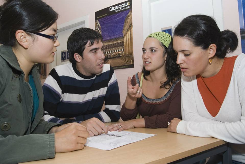 Course English in Glasgow