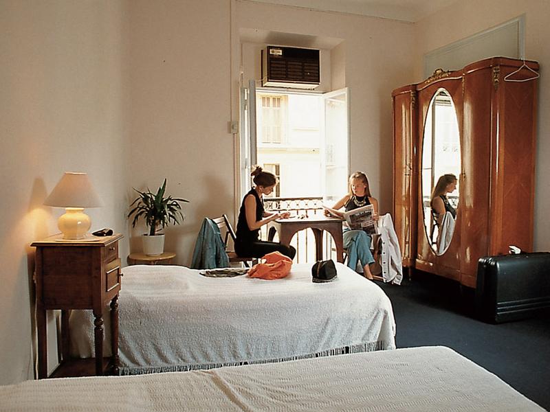 Habitación compartida en Niza