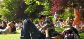 Parque à Dublin