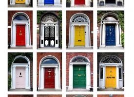 Двери Дублина