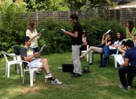 Language4you: actividades de la escuela