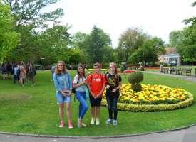 Языковой лагерь в Борнмуте для детей (от 10 до 17 лет)