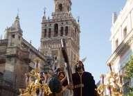 Страстная неделя в Севилье