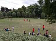 Actividades en el campus de Winchester