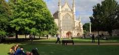 Winchester, la ciudad