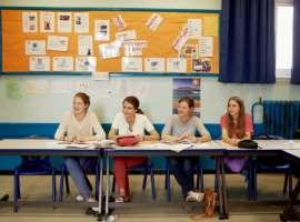 Escuela en Londres