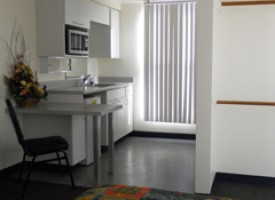 Residencia I. Habitación