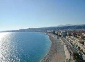 Les plages de Nice