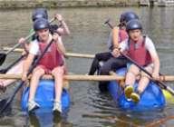 Actividades Aventuras - Raft Building