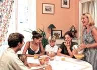 Alojamiento para jóvenes en Niza - Estancia en familia