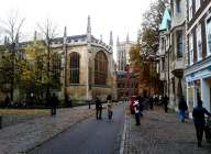 Course English in Cambridge College