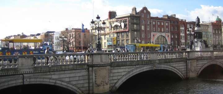 Dublín Grafton Street
