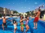 Escuela malta St.andrew instalaciones piscina