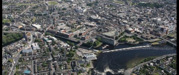 Vista de Limerick