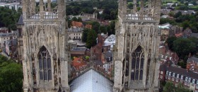 Catedral en York