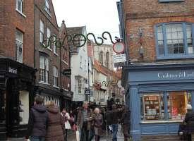 York centro de la ciudad