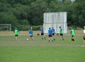 Entrenamiento de Fútbol en Bournemouth