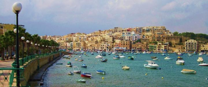 Марсаскала, Мальта