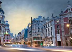 Course Spanish in Madrid - Puerta del Sol