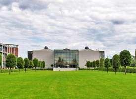 Campus de la Universidad en Dublín