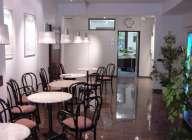 Caféteria de l'école d'allemand de Francfort
