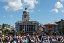 Oferta para cursos de Inglés en Nottingham