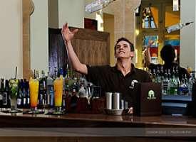 Comme barman