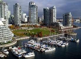 Vancouver Vista aerea