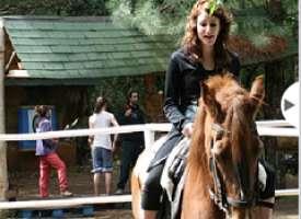 Montar en caballo