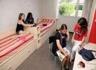 Habitación para chicas