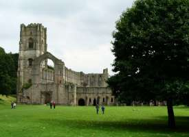 Abadía de Fountains Abbey