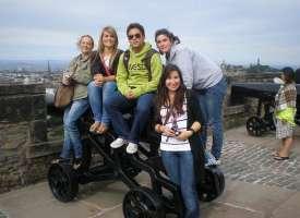 Actividades en Edimburgo