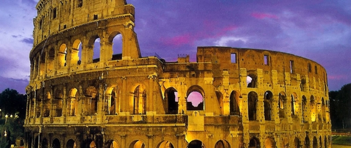 Language4you:Coliseo de Roma