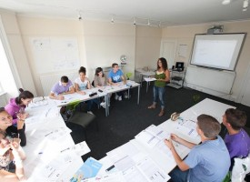 Study English in Brighton, South England