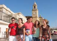 Escuela Malta Standrew estudiantes