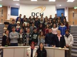 Estudiantes en DCU
