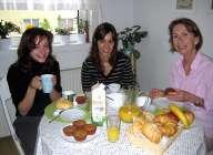 Familia en Viena